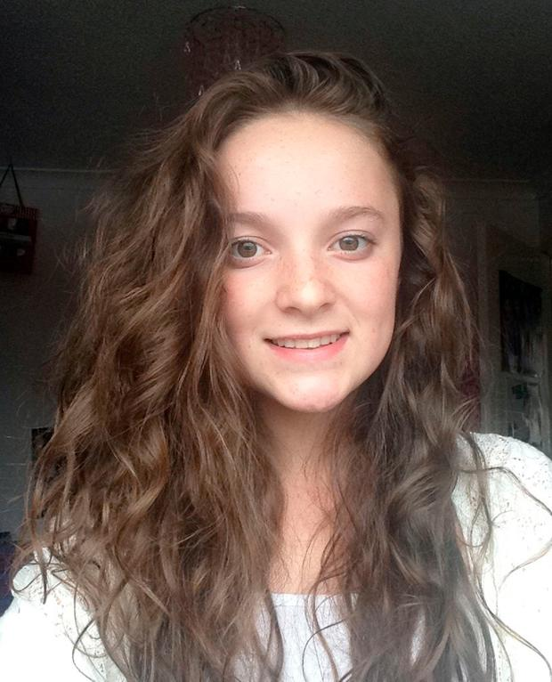 Victim: Nut allergy sufferer Megan Lee died following an asthma attack after eating a takeaway meal. Photo: PA