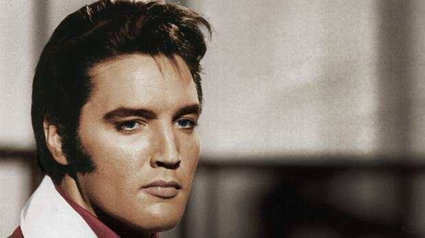 Elvis Presley has received a medal from Donald Trump (Elvis Presley Enterprises/PA)