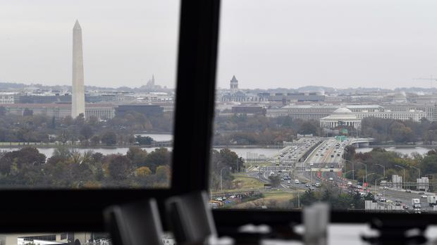 A view of Washington DC (Susan Walsh/AP)
