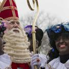 Black Pete in the Netherlands (AP Photo/Peter Dejong)