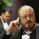 Saudi journalist Jamal Khashoggi died last month (Virginia Mayo/AP)