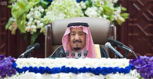 King Salman (Saudi Press Agency/AP)