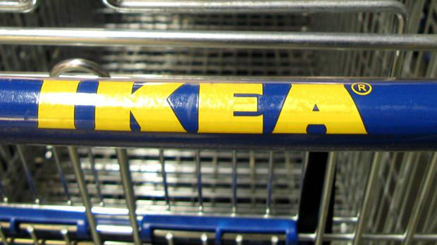 Flat-pack furniture giant Ikea is to cut up to 20 jobs in Ireland over the next two years as part of its global 'transformation' plan. The job cuts will come as part of a cull of 7,500 Ikea workers worldwide. Stock image