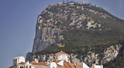 Gibraltar voted 96pc Remain in the Brexit referendum on June 23, 2016. Photo: PA