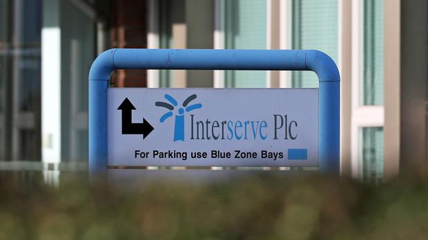 Struggling outsourcer Interserve is exploring ways to generate new capital (Steve Parsons/PA)