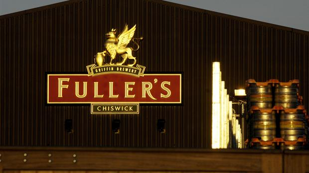 Fuller's has posted rising sales for the first half, but profits took a knock after the pubs group counted the cost of an investment plan (Tim Ireland/PA)