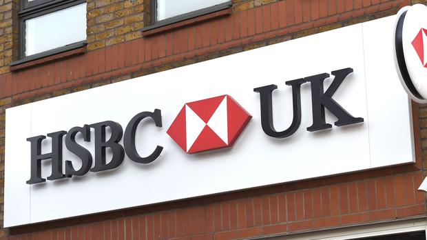 HSBC customers were locked out of their online accounts on Black Friday (Charlotte Ball/PA)