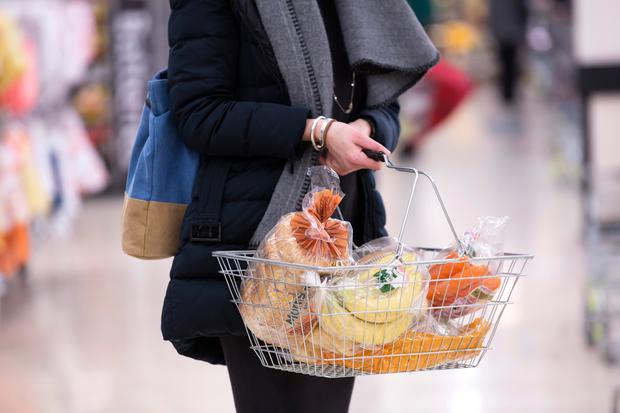Over the same period, consumer prices have risen 1.3pc, which means that the rise in real purchasing power is half the wages headline level. Photo: PA