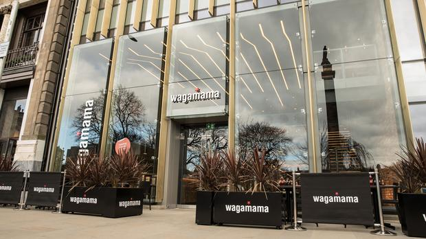 The Restaurant Group is to take over Wagamama and plans expansion (PA)
