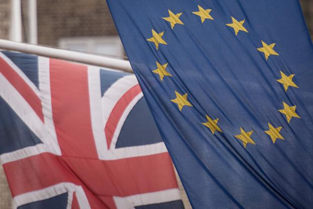 'The UK's exit from the EU has thrown doubt over British-listed firms' access to European markets.' Stock photo: PA Wire/PA Images