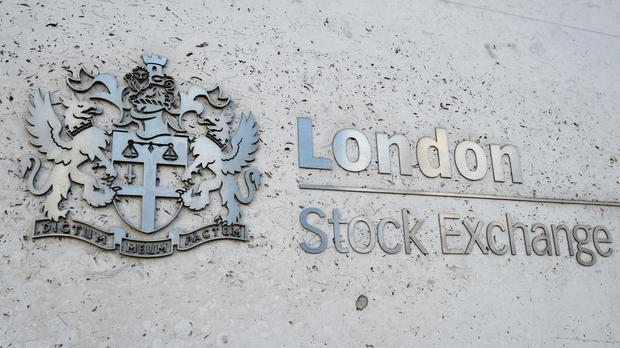 The FTSE was up on Thursday (Kirsty O'Connor/PA)