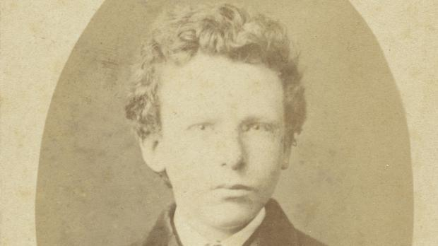 An image now thought to be of 15-year-old Theo van Gogh (Van Gogh Museum via AP)