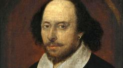SECRET: Shakespeare is said to have made veiled pro-Catholic references in an early poem
