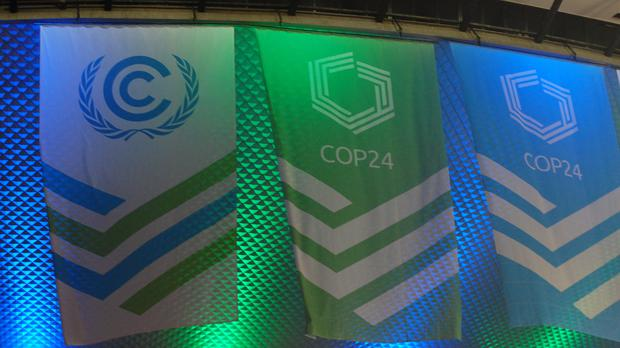 The COP24 global climate talks are taking place in Katowice, Poland (Frank Jordans/AP)