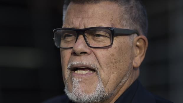 Dutch positivity guru Emile Ratelband is 69 and not 49, a court has ruled (Peter Dejong/AP)
