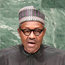 Alive and well: Nigeria's President Muhammadu Buhari