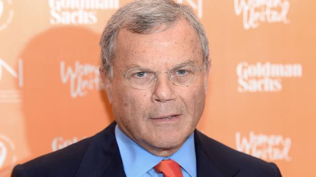 Sir Martin Sorrell said the deal was an 'important second strategic step' (Anthony Devlin/PA)