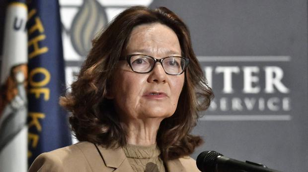 CIA Director Gina Haspel (AP Photo/Timothy D. Easley, File)