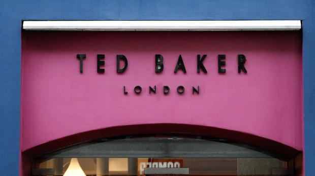 The Ted Baker store in Covent Garden, London (Mikael Buck/PA).