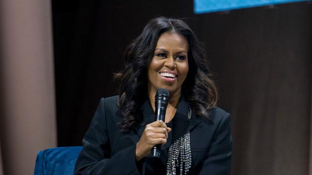Former first lady Michelle Obama. Photo: Jose Luis Magana/AP Photo