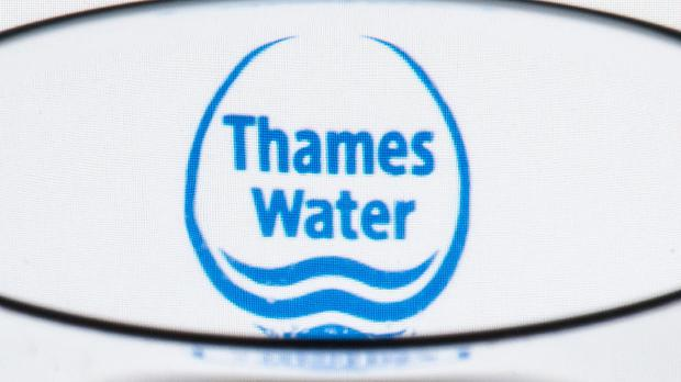 Thames Water has blamed the Beast from the East and summer heatwave for a surge in water leaks and supply disruption as it reported a plunge in half-year profits.