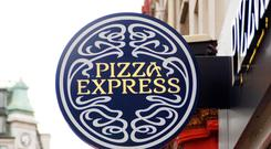Pizza Express (Ian West/PA)