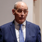 White House Chief of Staff John Kelly. Photo: Evan Vucci/AP