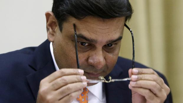 Urjit Patel has quit for personal reasons (Rajanish Kakade/AP)