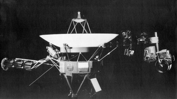 Voyager (Jet Propulsion Lab via AP, File)