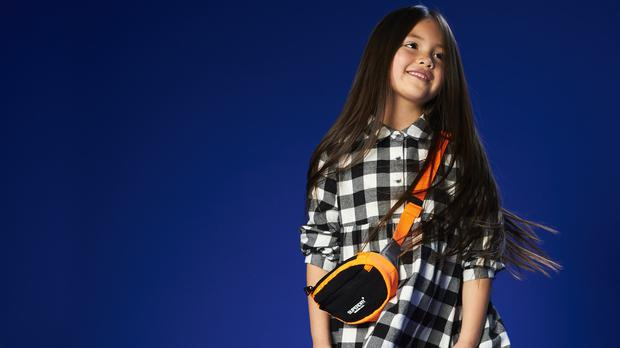 Superdry has announced the launch of its kidswear collection (Superdry)