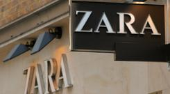The owner of high street fashion giant Zara has become the latest retailer to take a weather hit after the unusually warm autumn left it nursing lower-than-expected sales and profits.