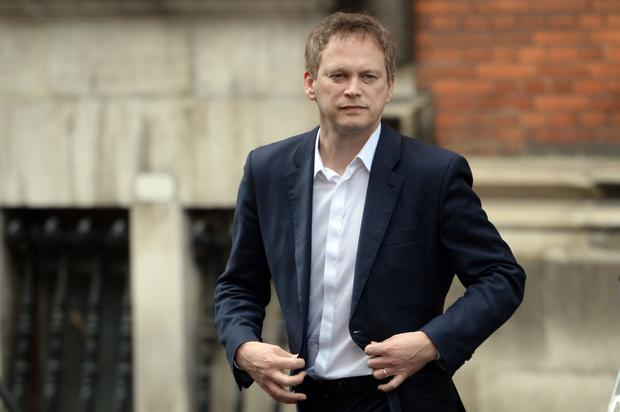 Grant Shapps (PA)