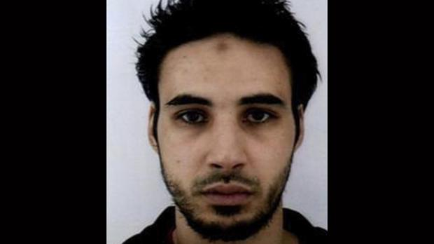 Cherif Chekatt, the suspect in the shooting in Strasbourg, who has been killed (French Police/AP)