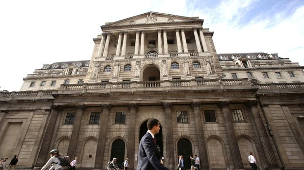 Bank of England policymakers are set to keep interest rates on hold at 0.75% after recent turmoil in Westminster and as Brexit uncertainty reigns (Yui Mok/PA)