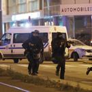 Police in Strasbourg (AP Photo/Christophe Ena)