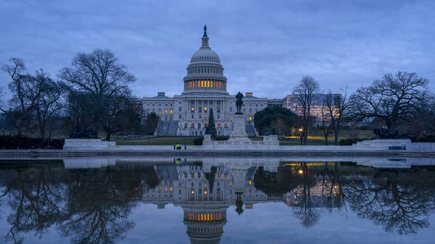 The US Capitol (AP)