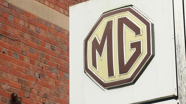 MG Rover collapsed into administration in 2005 PA)