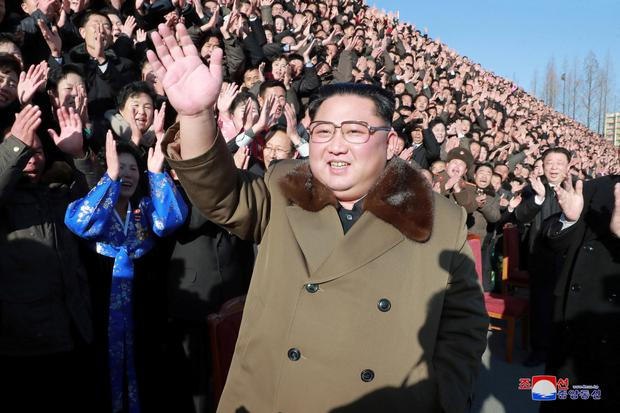 Invite: Kim Jong-un expressed regret that he had been unable to visit South Korea. Photo: REUTERS