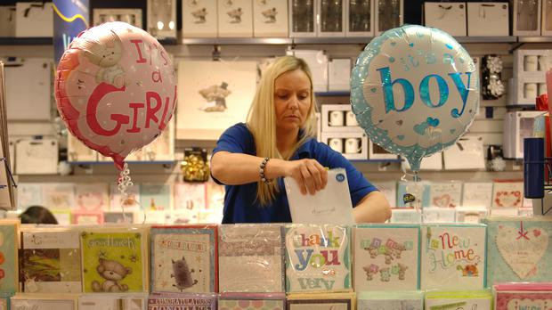 CARD FACTORY WAS STARTED IN 1997 BY FOUNDING CEO RICHARD HAYES AND CURRENTLY EMPLOYEES BETWEEN 5 and 6,000 STAFF IN STIRES ACROSS THE UNITED KINGDOM.©RUSSELL SACH – 0771 882 6138