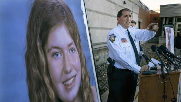 Jayme Closs, who went missing in October has been found alive