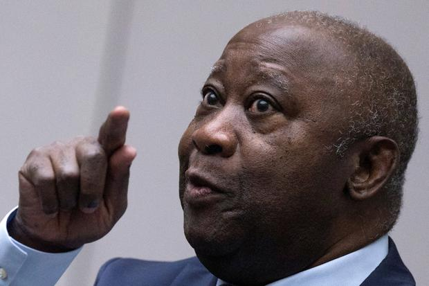 Former leader of Ivory Coast Laurent Gbagbo. Photo: Reuters