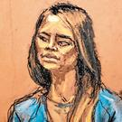 Lucero Guadalupe Sanchez Lopez, girlfriend of El Chapo. Photo: Reuters