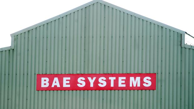 The new joint venture will be known as Rheinmetall BAE Systems Land (Anna Gowthorpe/PA)