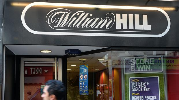 William Hill posts huge loss as stakes reduction looms