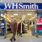 WH Smith hailed a 'strong' trading performance over Christmas (Philip Toscano/PA)
