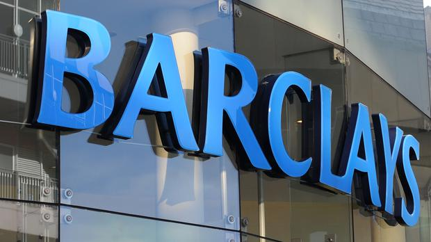 Embargoed to 0001 Monday September 24 File photo dated 05/02/13 of a Barclays sign. Activist investor Edward Bramson is seeking to join Barclays' board.