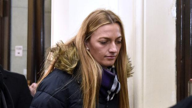Kvitova testifies at trial of suspect in knife attack