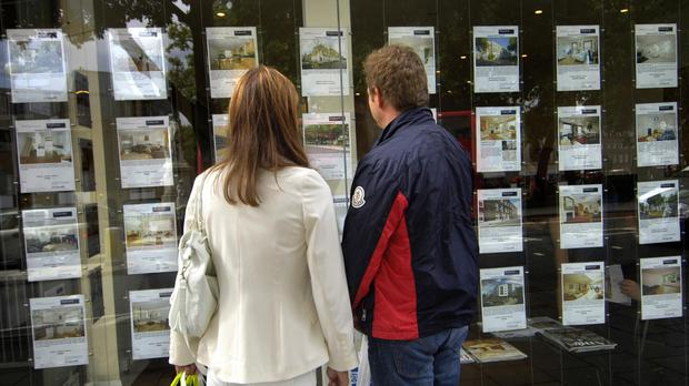 Estate agents have been disappearing from the high street (PA)