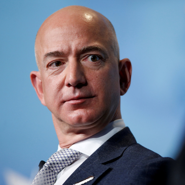 Jeff Bezos: Standing up to 'extortion attempts'. Photo: Reuters