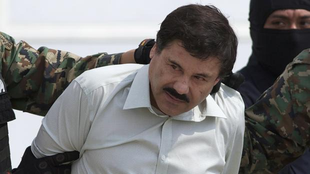 El Chapo (AP Photo/Eduardo Verdugo, File)